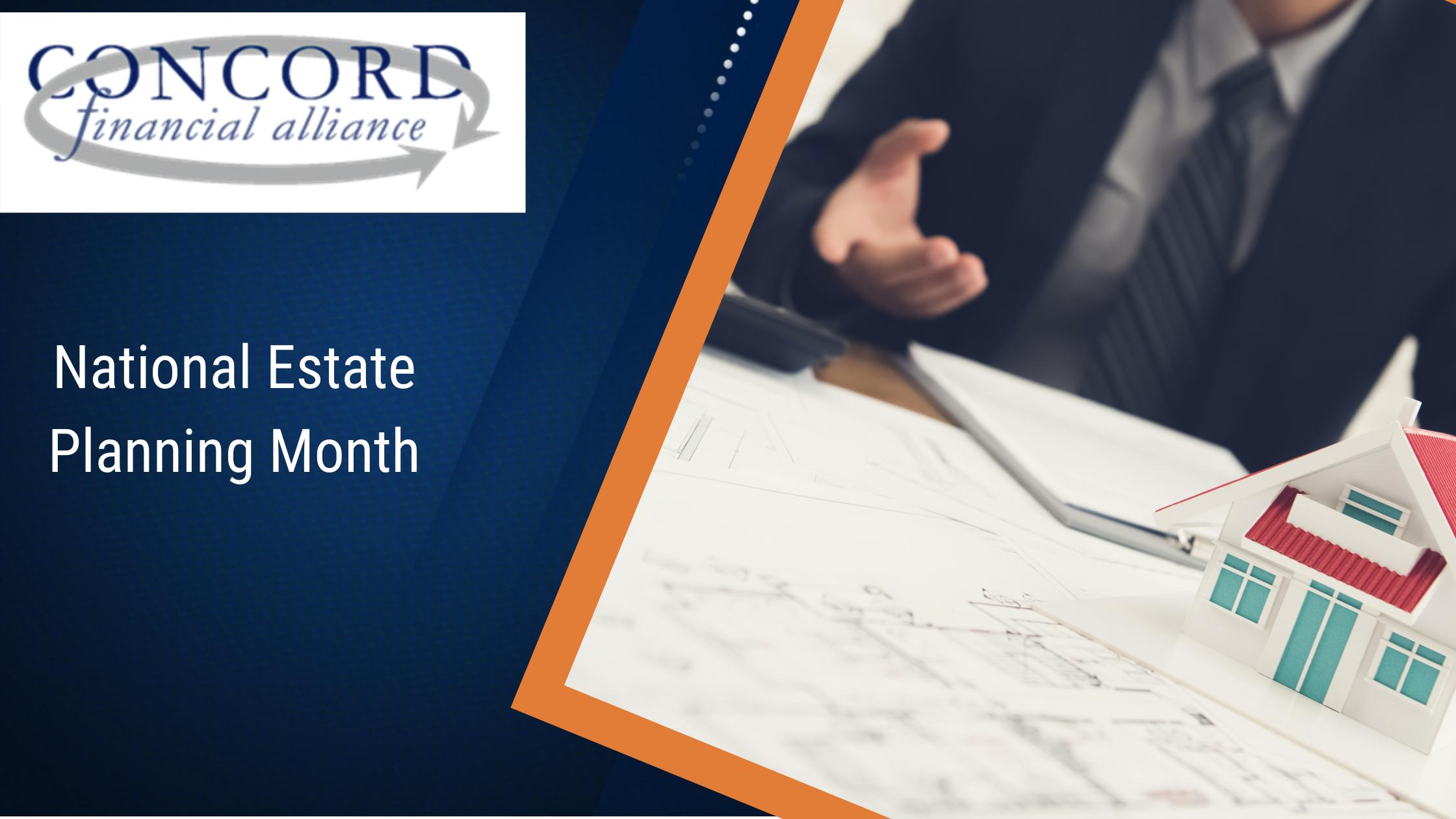 National Estate Planning Month